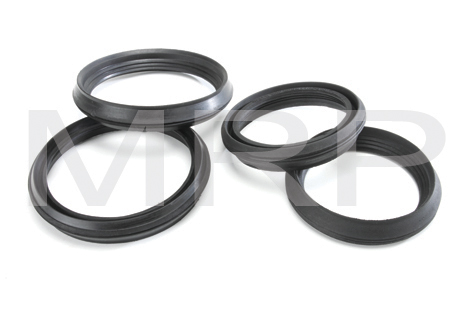 Gaskets for PVC socketed pipe